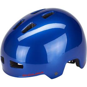 Endura PissPot Helm blau